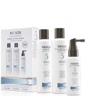 Zestaw Pielęgnacyjny System 5 Nioxin