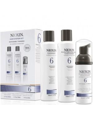 Zestaw Pielęgnacyjny System 6 Nioxin