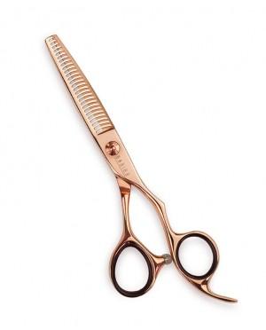 Nożyczki Fryzjerskie Babicz - Titan Rose Degażówki