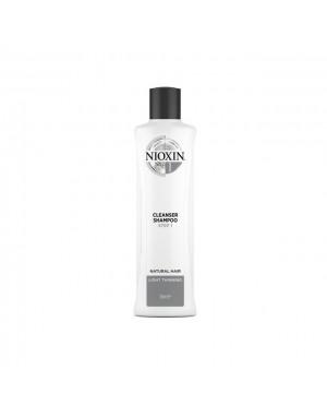 Szampon Oczyszczający System 1 300ml Nioxin