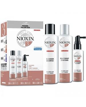 Zestaw Pielęgnacyjny System 4 Nioxin