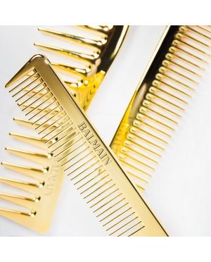 Złoty Grzebień ze Szpikulcem Balmain